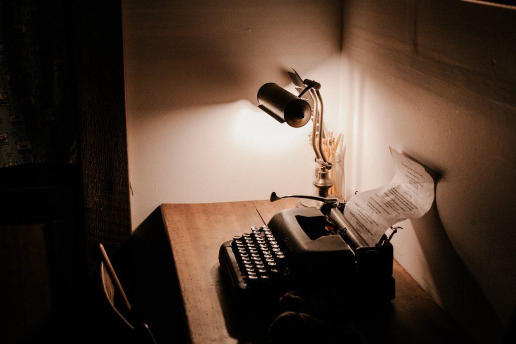Dlouhé psaní
