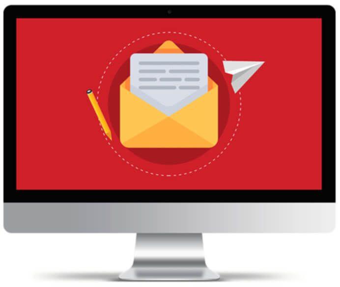 4. týden: Copykiller rozesílá e-maily
