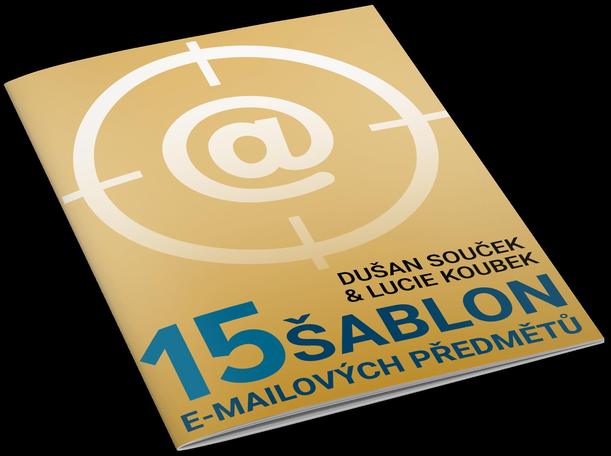 15 šablon e-mailových předmětů